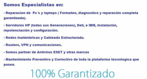 * Reparacion Computadoras, Servicio Tecnico Redes, Cctv *