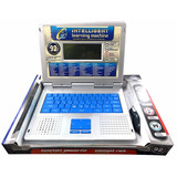 Laptop Aprendizaje Con Mouse Interactiva Juguete Para Niños