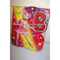 Bienvenido Grande Angeline Dora Chavo Toy Story Cotillon