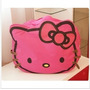 Hello Kitty Bolso Playero Gigante Ideal Para La Playa