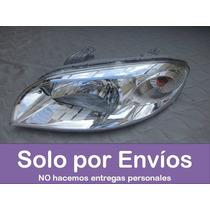 Faro Foco Chevrolet Aveo Ls Y Lt Sedan - Izquierdo - Piloto