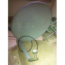 Antena Satelital 62 Cm Con Lnb