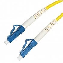 Patch Cord Fibra Óptica Sm Lc-lc Monomodo Simplex 10 Metros