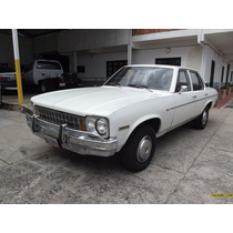 Platinas Laterales Para Chevrolet Nova