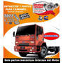 Kit Overhaul Camion Con Motor Mack Y Cummins 4bt 6bt 6ct Isc