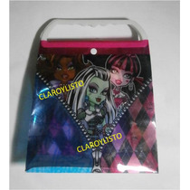 Bolsas Monster High, Minnie, Hello Kitty Y + Para Cotillones