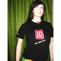 One Direction Camisa Estilo Artistas Online Unisex
