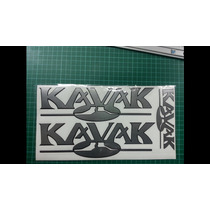 Kit De Calcomanías Para Hilux Kavak