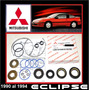 Eclipse 1992 - 94 Kit Cajetín Direccion Original Mitsubishi