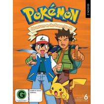 Pokemon Temporada 2 Dvd Coleccion Oferta Original Regalada