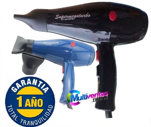 Secador Profesional Supermegaturbo 27000rpm Original 2garant - BsF ... 43e57adc8f43