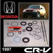 Cr-v 1997 Kit Cajetin Direccion Hidraulica Original Honda