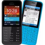 Telefono Celular Nokia 220 Pantalla Grande Doble Sim Camara