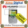 Lamina Protector Pantalla Transparente Huawei C6110 +paño