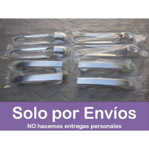 Kit Cromado Covers De 4 Manillas Dodge Ram 2006-09