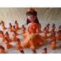 Princesa Naranja- Recuerdos Y Arreglo Torta Docena