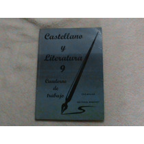 Libro Castellano Y Literatura 9 Grado Cuaderno De Trabajo