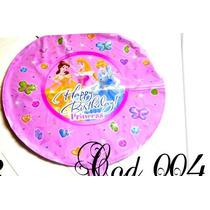 Globo Metalizado De Princesas Disney 9