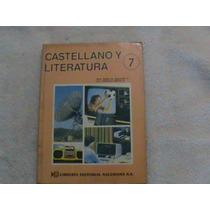 Libro Castellano Literatura 7 Septimo Salesiana Salesiano