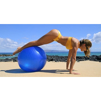Pelota Balón Valeo 65 Cm Suiza Pilates Yoga Fitness Gimnasio