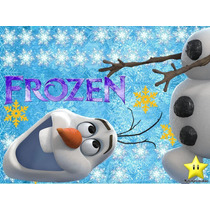 Kit Imprimible Frozen Invitaciones Cotillon