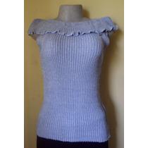 Sweaters Tejidos Para Damas En Hilo Colombiano, Mod. Dragón