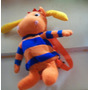 Bolso Peluche Original De Backyardigan Tyrone 35cm