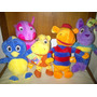 Peluches Originales De Backyardigans Medianos 20 Cm