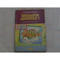 Libro Educacion Artistica 7 Septimo Grado Vicenta Espino