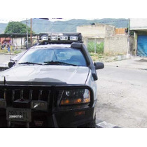 Snorkels Grand Cherokee Jeep Modelo Rally Con Su Kits