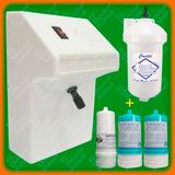 Planta Ozono Sani Salud- Filtro Agua+3 Cartuchos G R A T I S