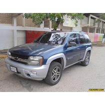 Chevrolet Trailblazer Ltz 4x4 - Automatico