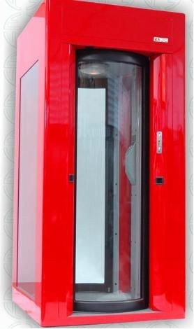 Puerta de seguridad esclusa blindada antiasalto - Puerta blindada precio ...