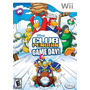 Juego Club Penguin Game Day Nintendo Wii Original Nuevo