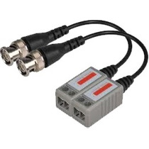 Video Balun Flexible Con Salida Bnc Para Dvr Y Camaras