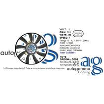 Electroventilador Radiad / Motor Y Aspa Renault Twingo Todos