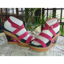 Sandalias Altas A Su Gusto Y Color Que Desees, Somos Fabrica