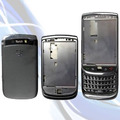 Carcasa Original Para Blackberry Torch 9800 - Nuevas