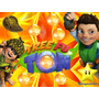 Kit Imprimible Tree Fu Tom Tarjetas Cumples Cotillones