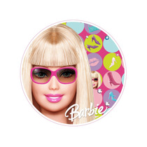 Kit Imprimible Para Barbie Fashion Tarjeta Decoracion Fiesta