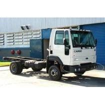 Parachoque Ford Cargo 815 Nuevo Con Sus Tornillos