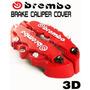 Cubre Caliper Brembo
