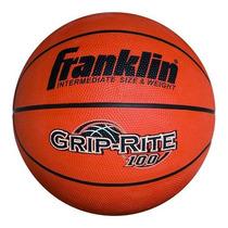 Balon Basket Franklin Grip Rite N° 7 Goma