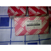 Pastillas Originals Toyota 04465-2100