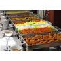Servicio De Catering Buffet Almuerzos Refrigerios Desayunos