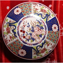 Fina Caja De Porcelana China Multicolor