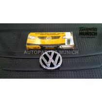 Kit Negro Mate Para Parrilla Delantera Vw Volkswagen Gol G4