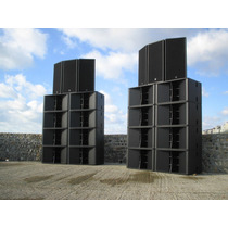 Planos Y Voces De Dj`s Cervin Turbo Vega Sound Line Array