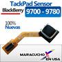 Trackpad Sensor Blackberry 9700 9780 100% Calidad