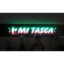 Letreros Personalizados Luminosos Led Para Tu Tasca O Bar